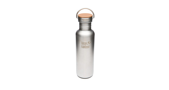 Klean Kanteen Reflect Trinkflasche 800ml brushed stainless